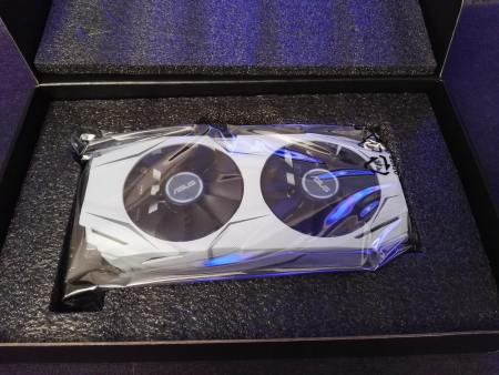 Asus-GTX-1060 Nvidia GeForce verpackt in Box